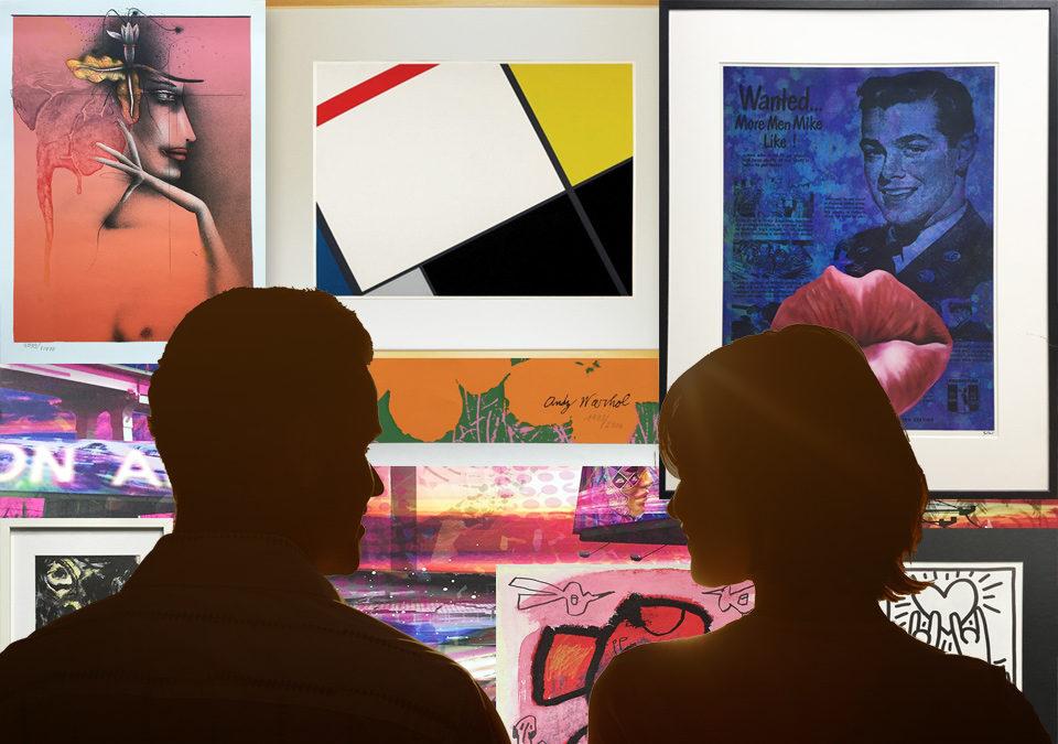 Man beoordeelt kunst anders dan vrouw