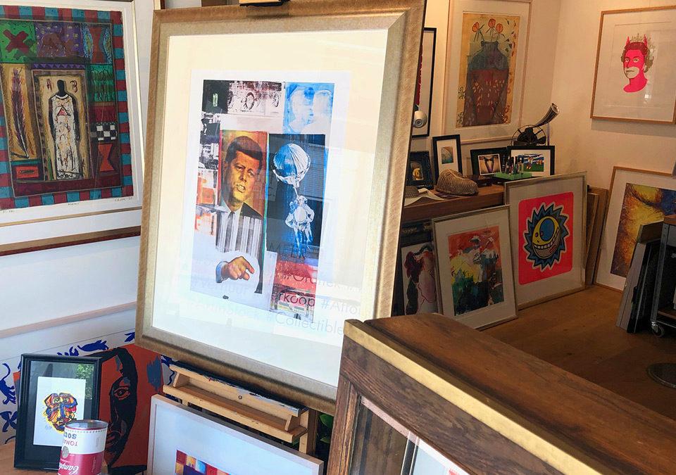 Maanlanding & Pop Art