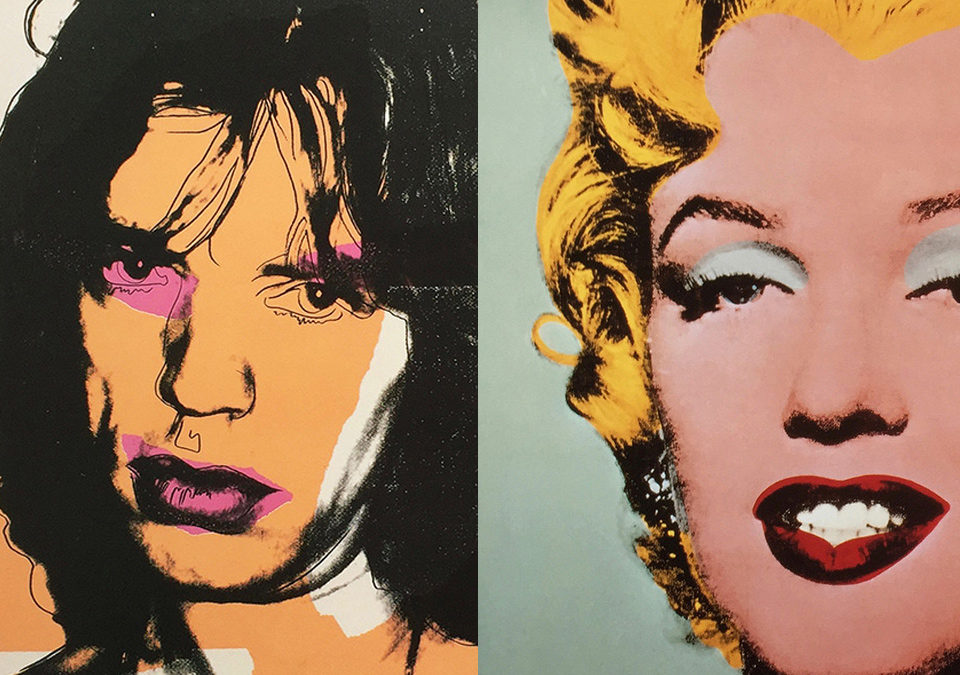 The Prints of Andy Warhol and other PopArtists