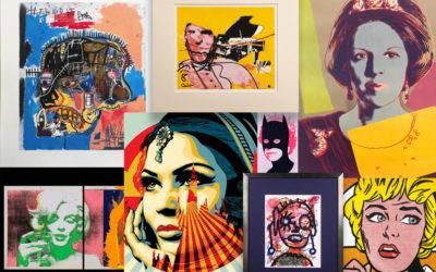 Portretten in de kunst
